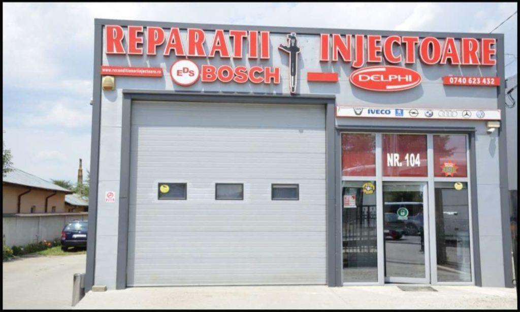 Service Reparatii injectoare Buzau