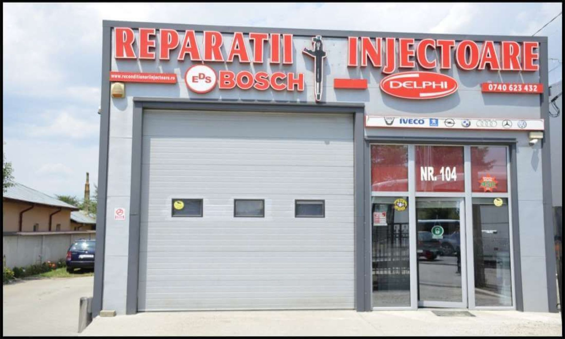 firma reparatii injectoare