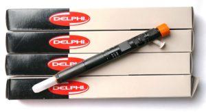 reparat injector delphi