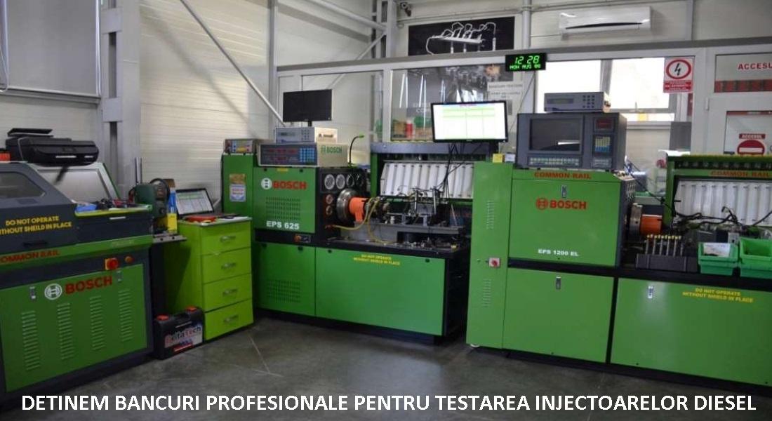 Reparatii - Reconditionari Injectoare Buzau - Maracineni - Pompa Duza Bosch